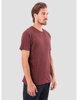 RVLT RVLT Vilfred T-Shirt Bordeaux M 1003
