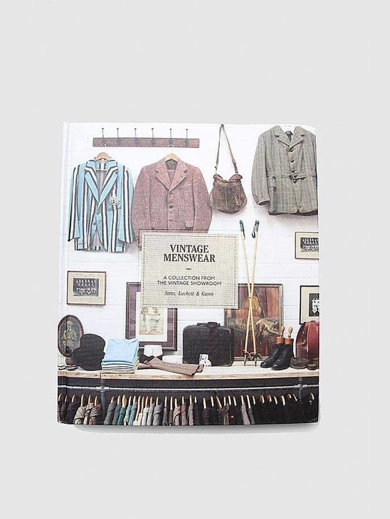 Books Vintage Menswear