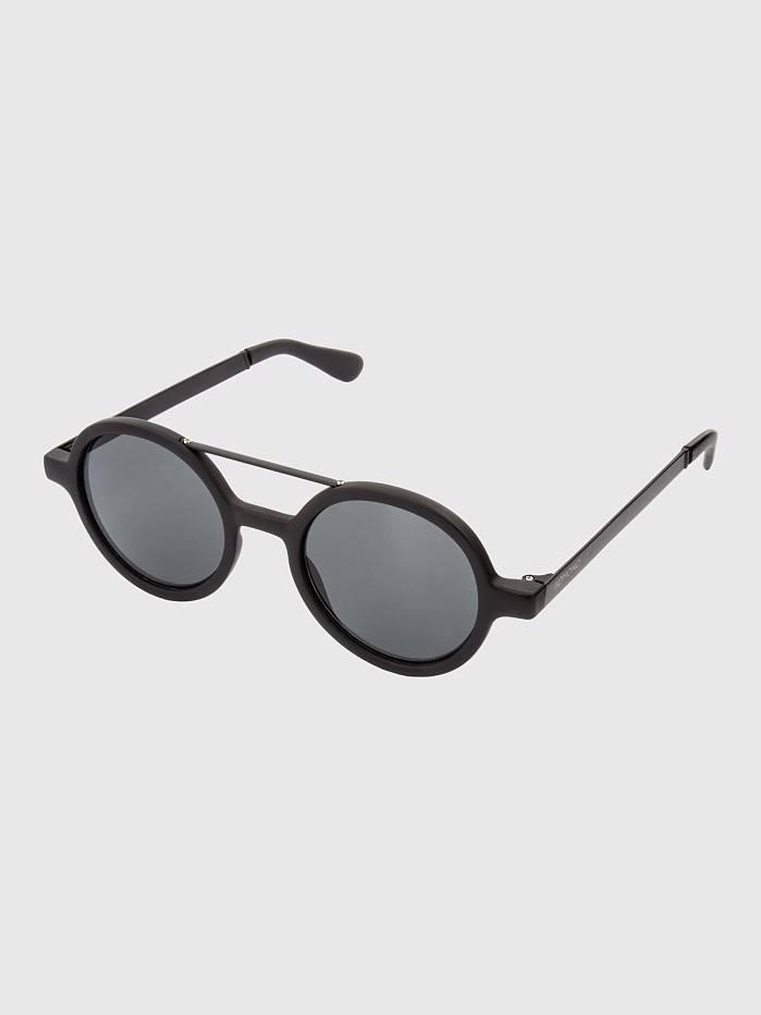 Komono Komono Vivien Metal Series Sunglasses Black