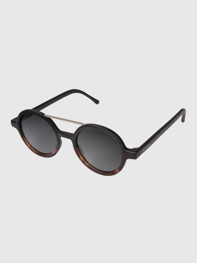 Komono Komono Vivien Matte Black Tortoise Sunglasses KOM-S2126