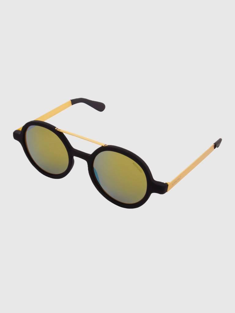Komono Komono Vivien Sunglasses Metal Black Gold Kom-S2112