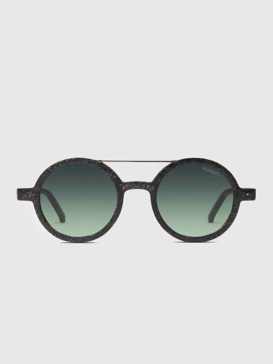 Komono Vivien Sunglasses Black Kom-S2141