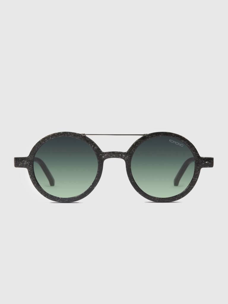 Komono Komono Vivien Sunglasses Black Kom-S2141