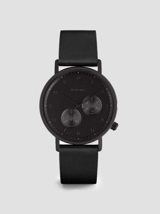 Komono Walther Watch Raven Kom-W4004