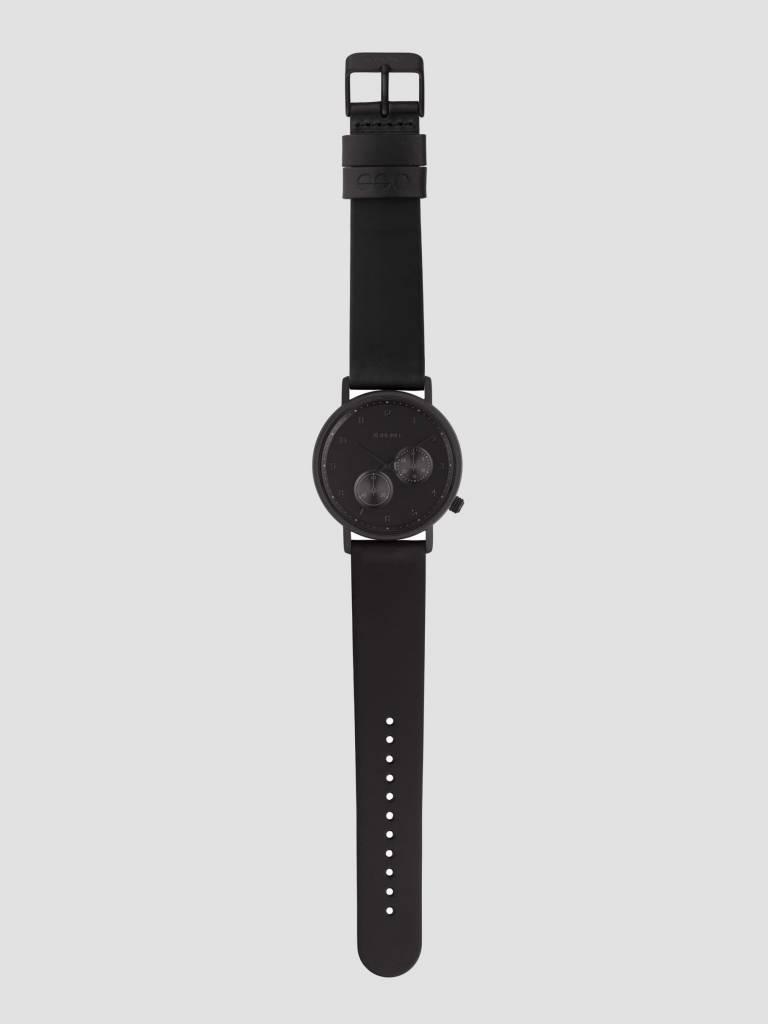 Komono Komono Walther Watch Raven Kom-W4004