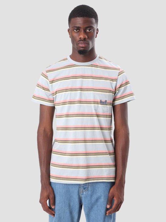 HUF 1993 Stripe T-Shirt Ballad Blue KN00045