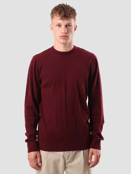 Carhartt WIP Playoff Sweater Mulberry Heather I023776-01B00