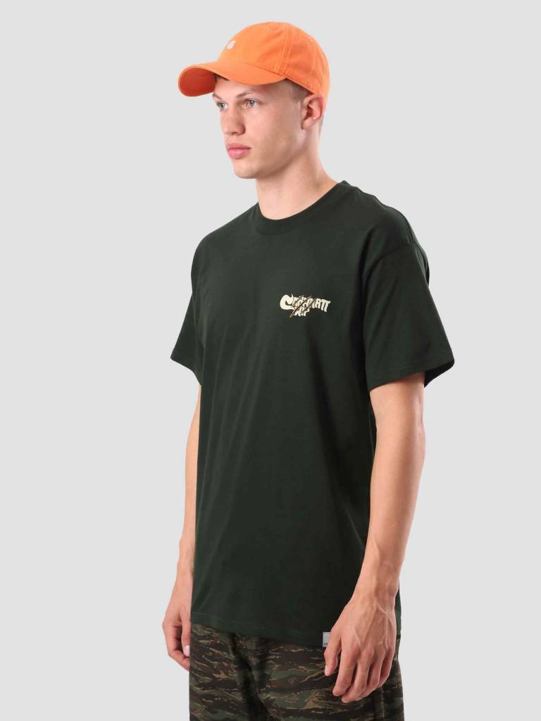 Carhartt WIP Carhartt WIP Scratch T-Shirt Loden I025352-88500