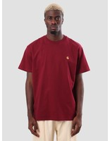 Carhartt WIP Carhartt WIP Chase T-Shirt Mulberry Gold I026391-88490