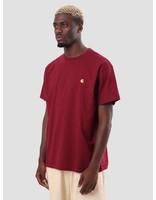 Carhartt Carhartt Chase T-Shirt Mulberry Gold I026391-88490
