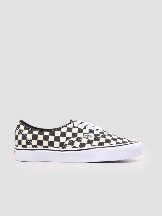 Vans Authentic Lite Checkerboard Black White Va2Z5J5Gx