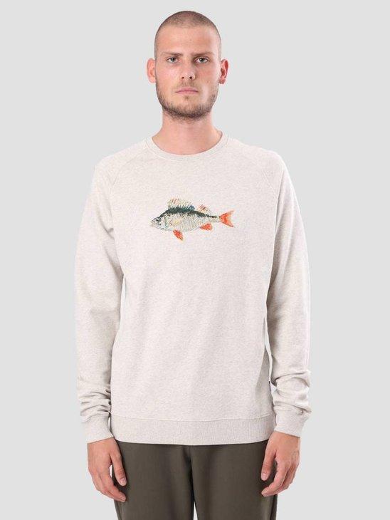 Foret Bait Sweatshirt Oatmeal F102