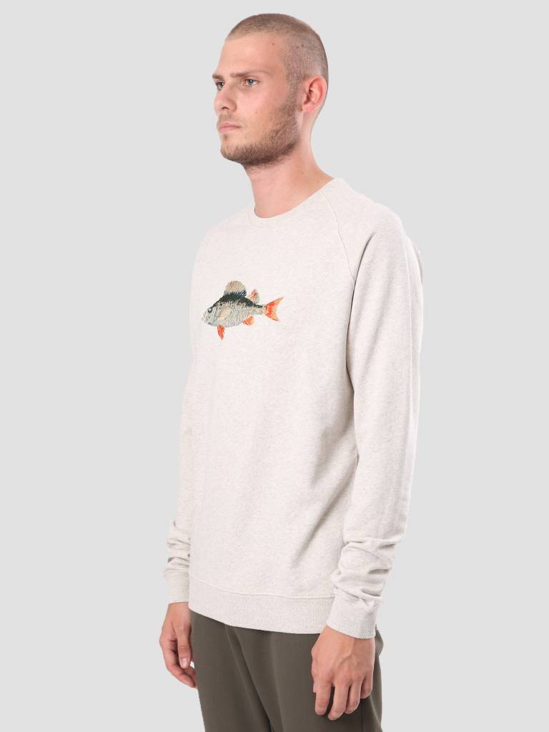 Foret Foret Bait Sweatshirt Oatmeal F102