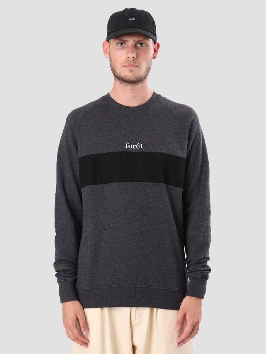 Foret Carp Sweatshirt Ash F103