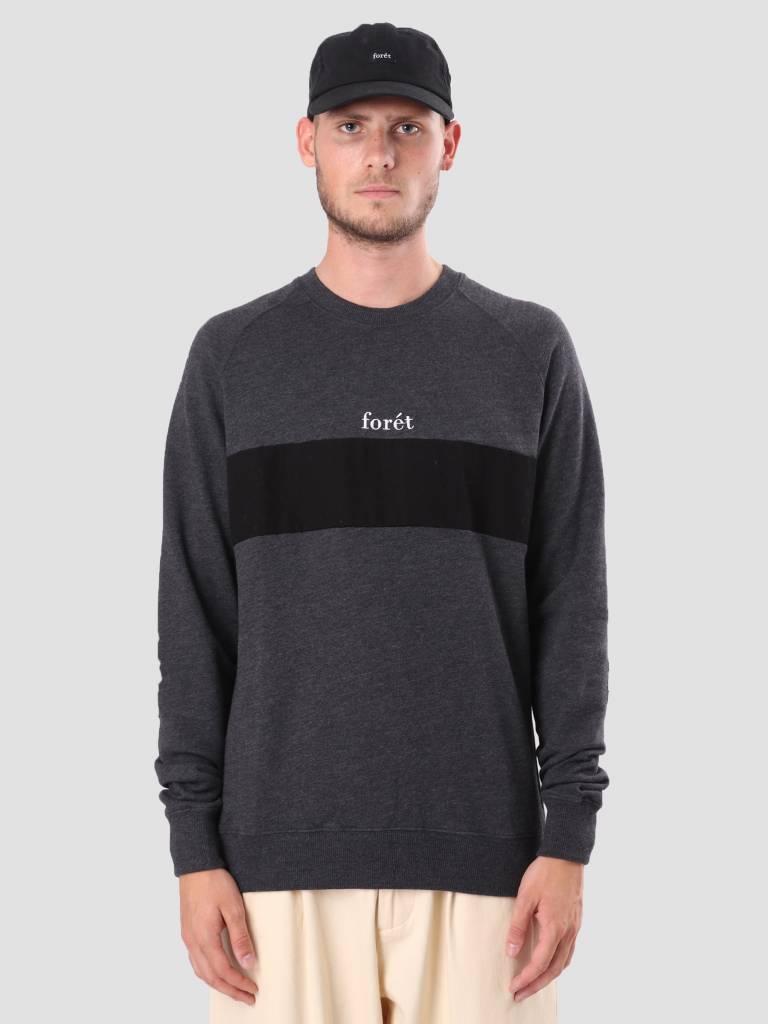 Foret Foret Carp Sweatshirt Ash F103