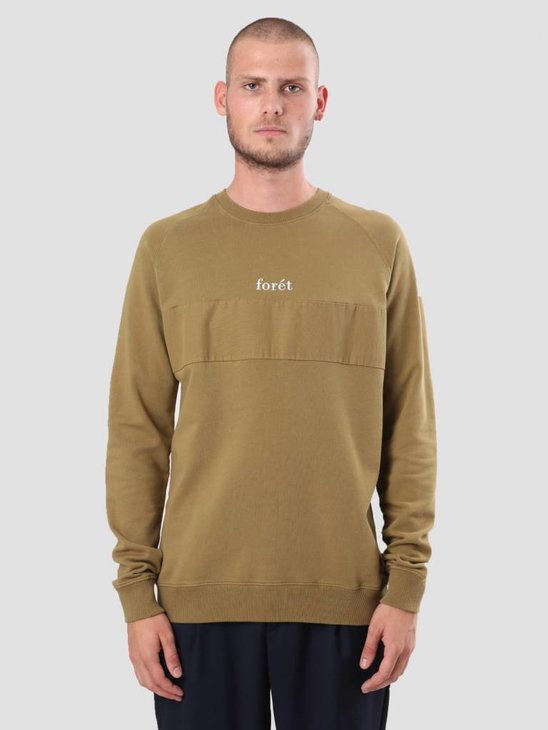 Foret Carp Sweatshirt Olive F103