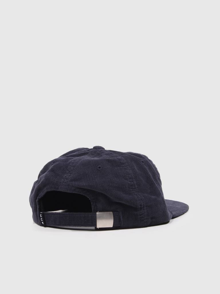 HUF HUF Genuine 6 Panel Hat Moon Indigo HT00236