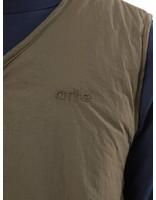 Arte Antwerp Arte Antwerp Janga Sleeveless Jacket Green AW18-035