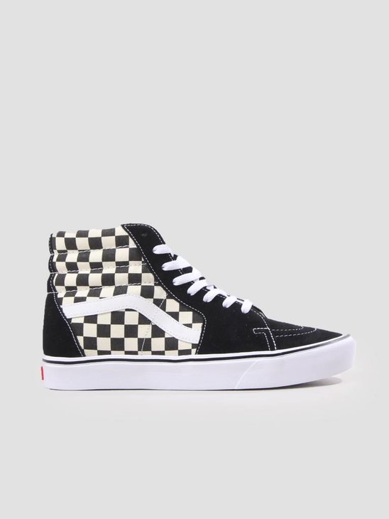 Vans Sk8-Hi Lite Checkerboard Black White Va2Z5Y5Gx