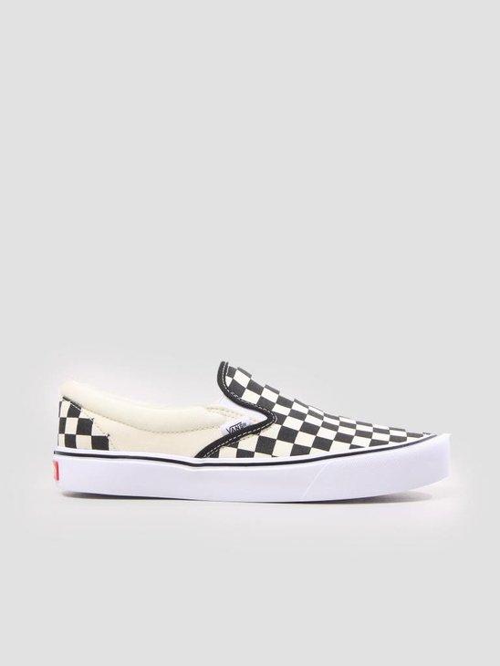 Vans Slip-On Lite Checkerboard Black White Va2Z63Ib8