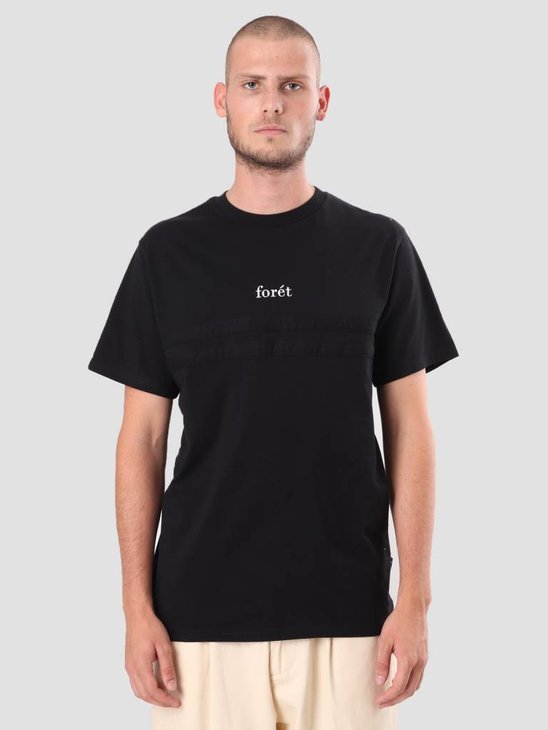 Foret Soil T-Shirt Black F110