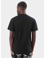 Arte Antwerp Arte Antwerp Tony Flag T-Shirt Black AW18-002