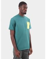 Arte Antwerp Arte Antwerp Tony PP T-Shirt Green AW18-008