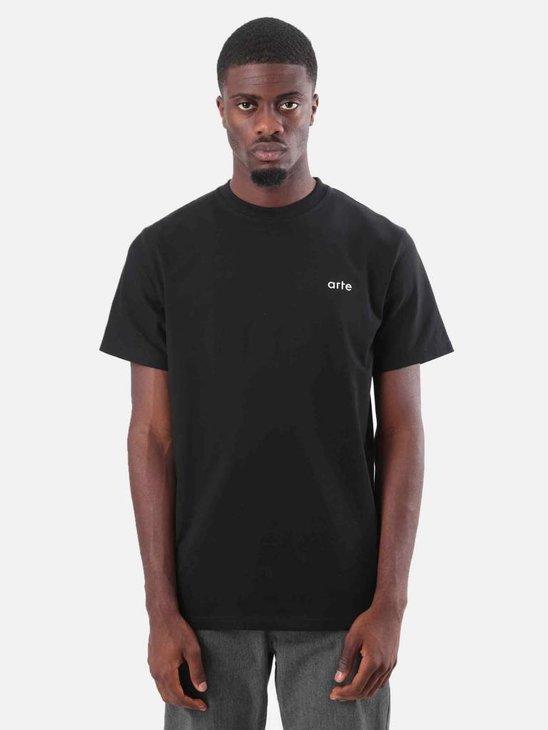 Arte Antwerp Tony T-Shirt Black AW18-001