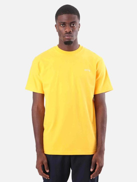 Arte Antwerp Tony T-Shirt Citrus AW18-001