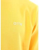 Arte Antwerp Arte Antwerp Tony T-Shirt Citrus AW18-001