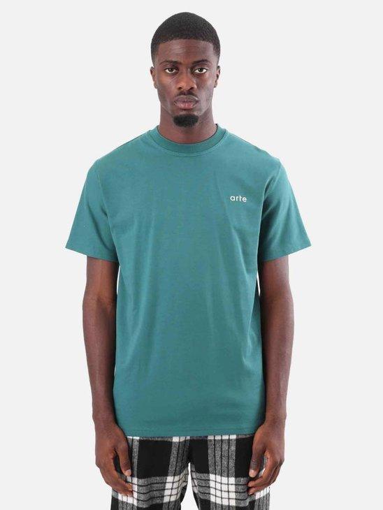 Arte Antwerp Tony T-Shirt Green AW18-001