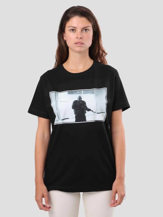 New Amsterdam Film Company Wolf Movie T-Shirt Black