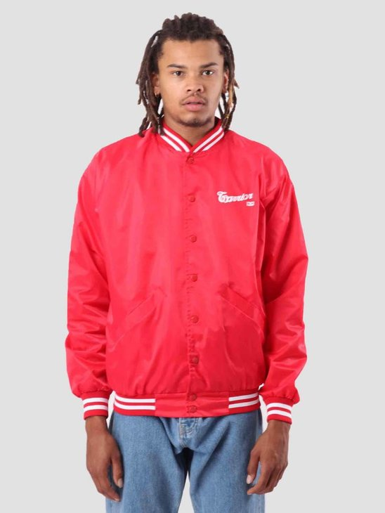 Warrior X OBEY Satin Bomber Red 126181947