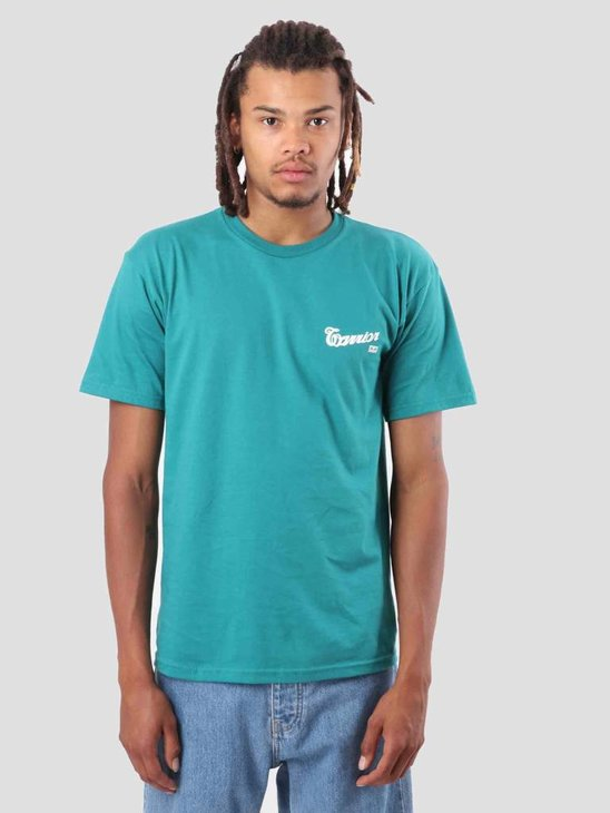 Warrior X OBEY T-Shirt Teal 163081947