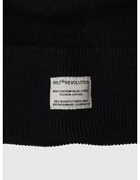 RVLT RVLT Acrylic Beanie Knit Black 9139