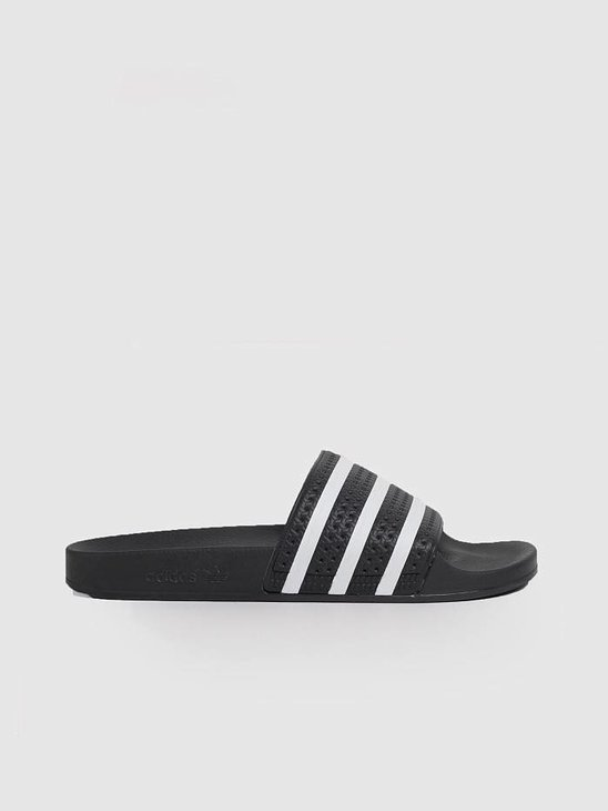 adidas Adilette Black White 280647
