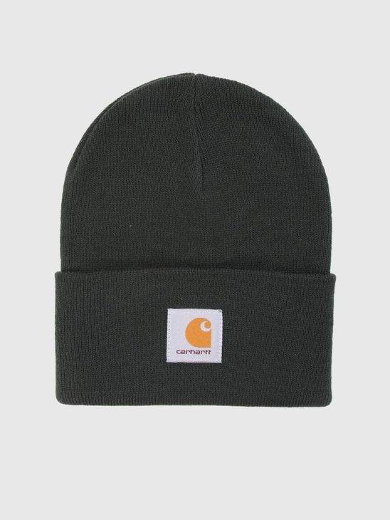 Carhartt Acrylic Watch Hat Loden I020222-88500