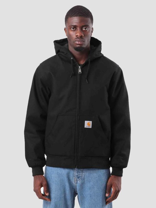 Carhartt WIP Active Jacket Black I023083-8900