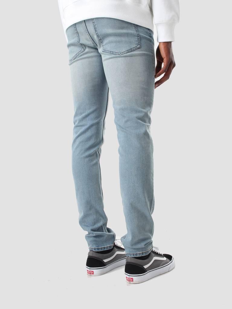 Cheap Monday Cheap Monday Tight Denim Jeans Stonewash Blue 0207463