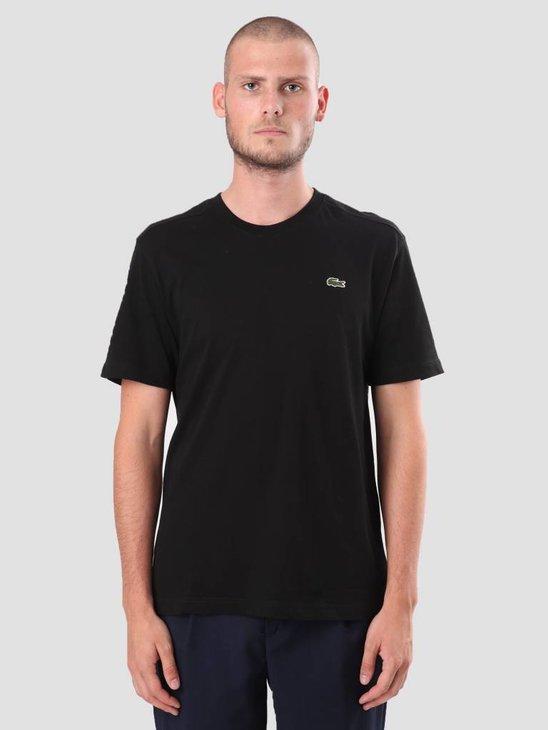 Lacoste T-Shirt Black TH761871-031