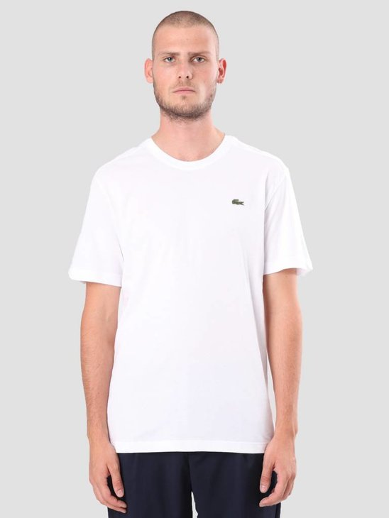 Lacoste T-Shirt White TH761871-001