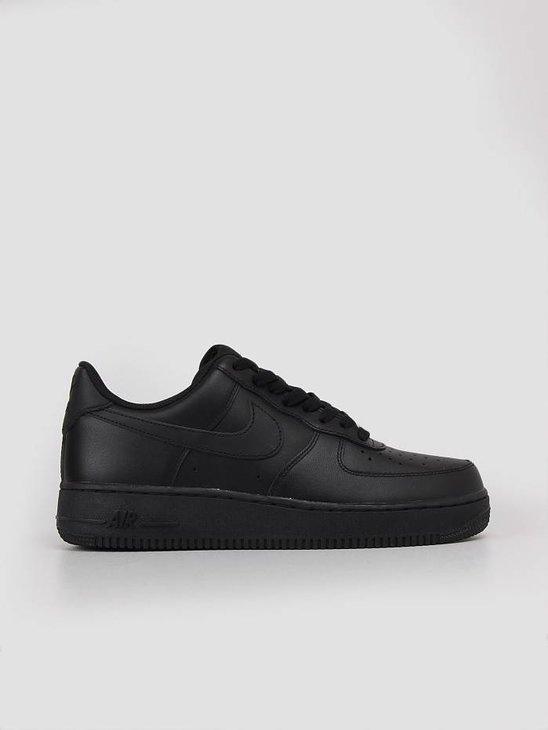 Nike Air Force 1 07 Black 315122-001