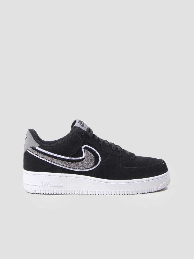 purchase cheap e2eb8 c52a2 ... top quality nike nike air force 1 07 lv8 shoe black white cool grey  white 823511
