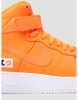 Nike Nike Air Force 1 High LX Leather Total Orange Total Orange-White BQ7925-800