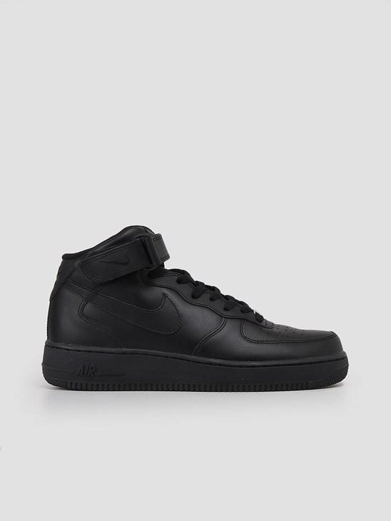 Nike Air Force 1 Mid 07 Black 315123-001