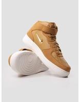 Nike Nike Air Force 1 Mid 07 LV8 Shoe Muted Bronze Metallic Gold-Summit White 804609-200
