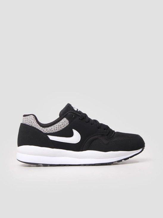 Nike Air Safari Black White-Black 371740-009