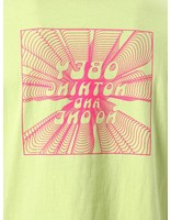 Obey Obey Obey Nothing Basic Pigment T-Shirt Dusty Mint 166721728