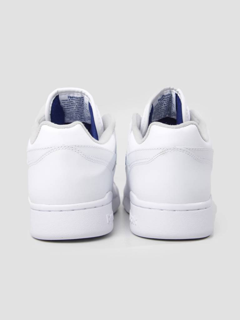 Reebok Reebok Workout Plus White Royal 2759