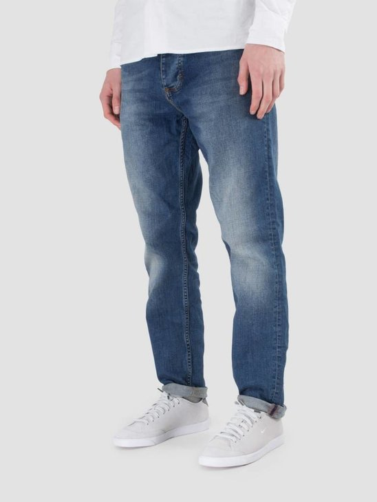 RVLT Used Denim Loose Blue 5203